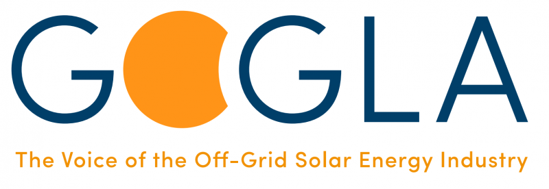 GOGLA The Voice of the Off-Grid Solar Energy Industry