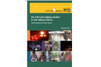 The Off-Grid Lighting Market in Sub-Saharan Africa: Market Research