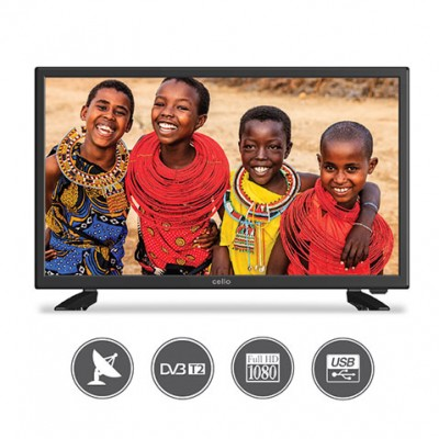 "22"" Solar TV Package"